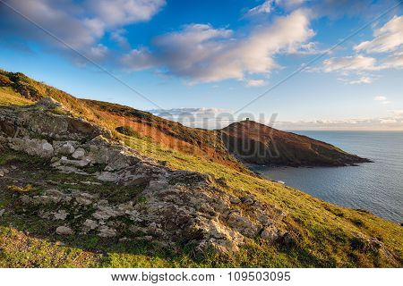 Rame Head On The Cornish Coast