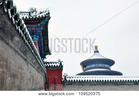 inner space,Temple of Heaven