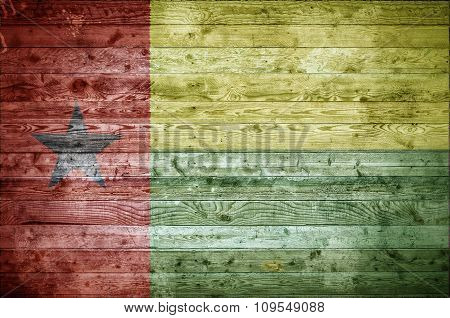 Wooden Boards Guinea Bissau