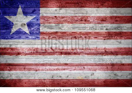 Wooden Boards Liberia