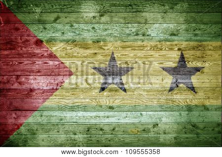 Wooden Boards Sao Tome And Principe