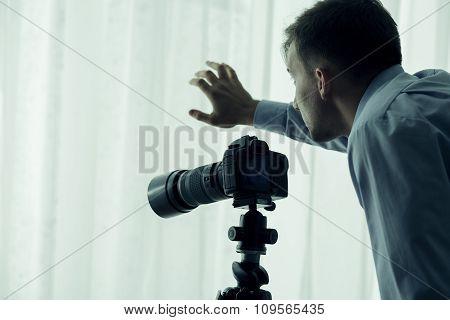 Paparazzi With Camera