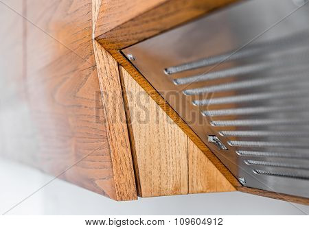 Kitchen Interior - Close Up Detail - Extractor Fan