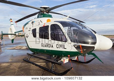 Eurcopter Ec-135 Helicopter