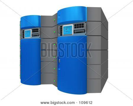 Blue 3d Server