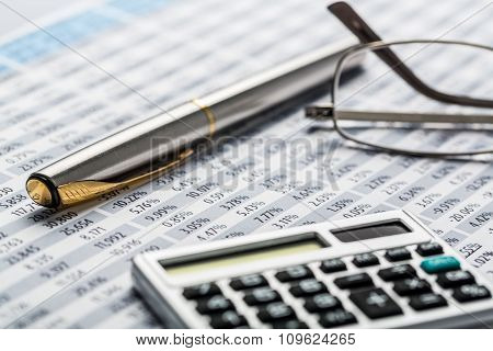 Finance.