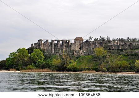 Grottoes Of Catullus, Sirmione, Lombardy, Italy
