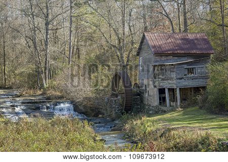 Historic Old Grist Mill - Georgia
