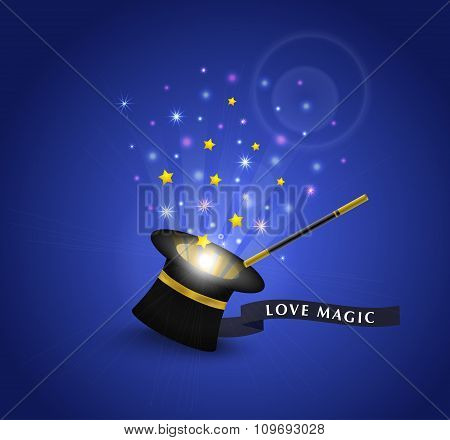 Love Magic Trick.