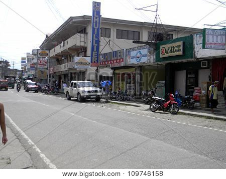 Dowtown Maasin