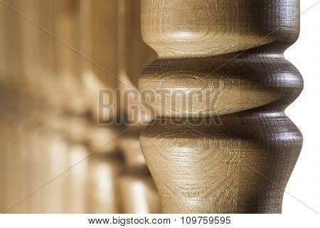 Baluster Closeup