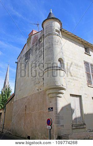 Street in Loudon, France