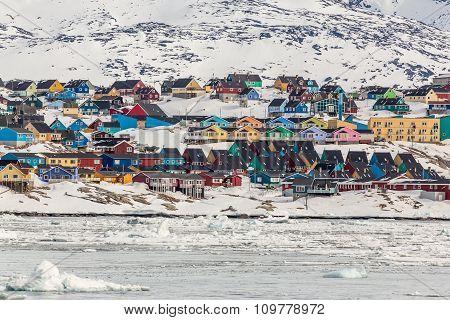 Colorful Ilulissat