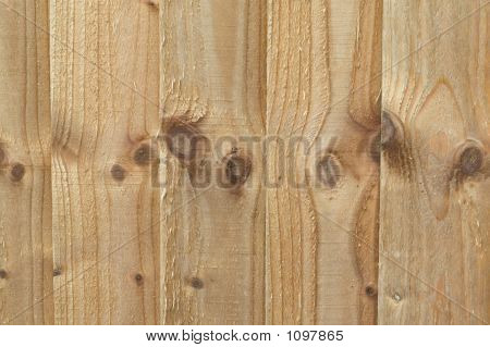 Wet Fence Panel