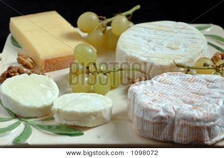 French Cheeseboard (Detail)