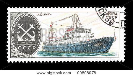 Soviet Union 1980