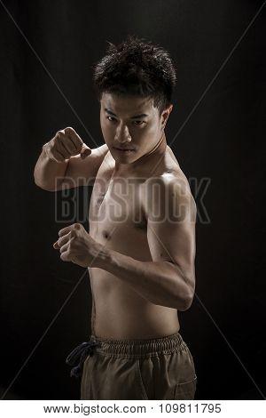 Asian Young Man