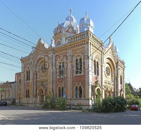 Timisoara Synagogue