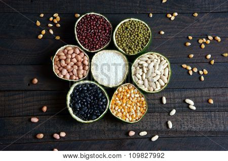 Cereals, Healthy Food, Fibre, Protein, Grain, Antioxidant