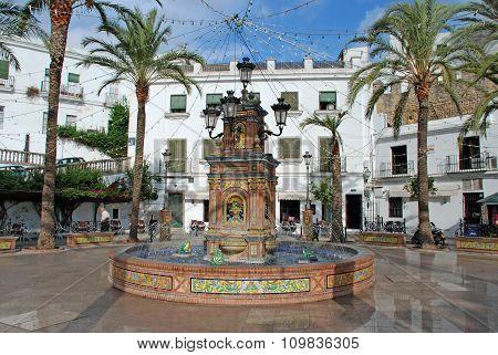 Town Square, Vejer de la Frontera.