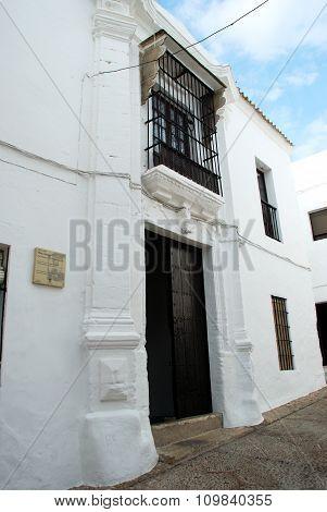 Casa del Mayorazgo, Vejer de la Frontera.