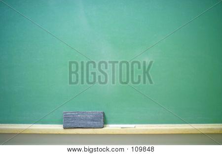 Blank Chalkboard 2