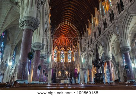 St Colmans Catholic Cathedral In Cobh