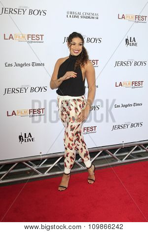 LOS ANGELES - JUN 19:  Jordin Sparks at the
