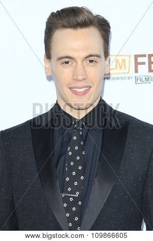 LOS ANGELES - JUN 19:  Erich Bergen at the