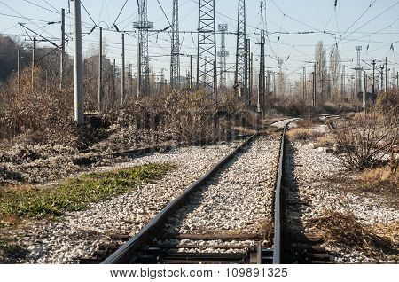 Railways and power equipment