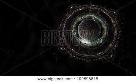 Alien Tech Wheel Within A Wheel