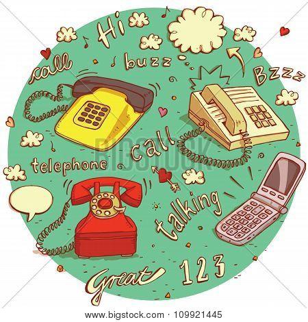 Telecommunications Objects