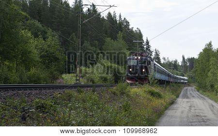 BRUNFLO, SWEDEN ON AUGUST 07