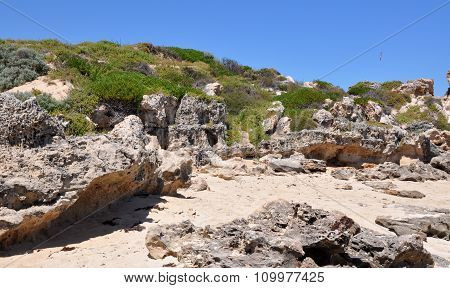 Cape Peron's Rocky Dunes, Western Australia