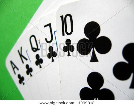 Clubs Royal Poker