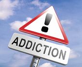 stop addiction drug and alcohol prevention rehabilitation warning sign pain killer or tranquilizer addict poster