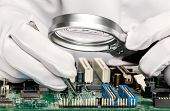 Provider pincette qc esd turnkey components integrated poster