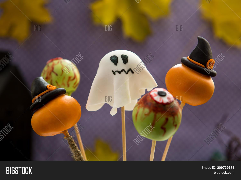 sweet halloween cake image & photo (free trial) | bigstock