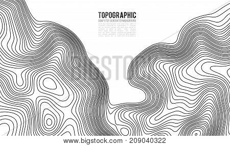 Vector y foto topographic map prueba gratis bigstock topographic map contour background topo map with elevation contour map vector geographic world gumiabroncs Choice Image