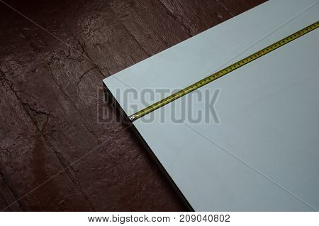 Measurement Of The Chipboard