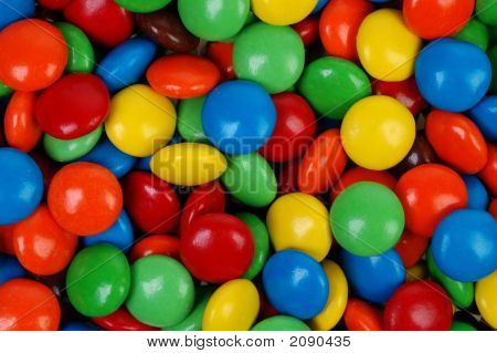Multicolored Candy 1