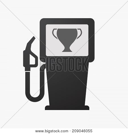 Isolated Fuel Pump With A Cup