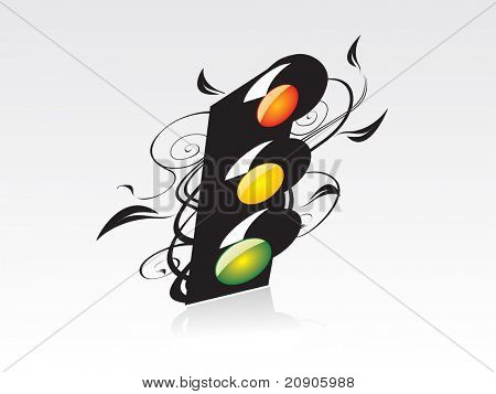 Traffic Road Light