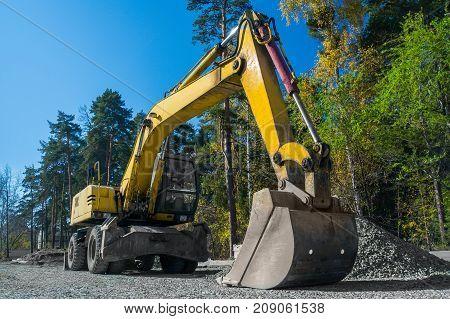 Road Repair, Asphalt Laying.