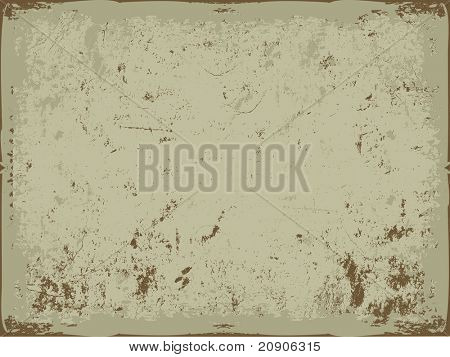 vector illustration of abstract grungy background