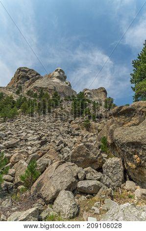 Mount Rushmore National Memorial, Black Hills South Dakota