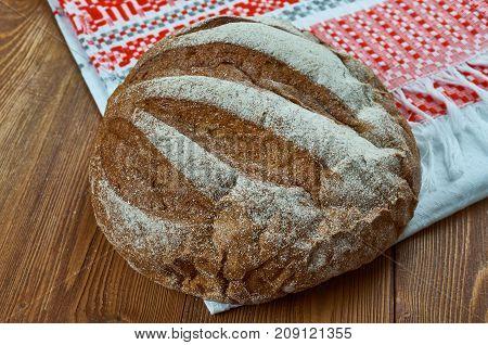 Balkan Pogacha Bread