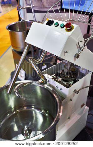 The big dough mixer a electric machine