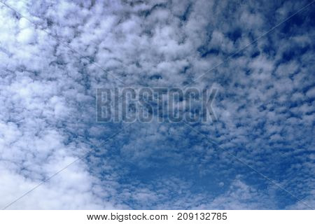 cloudy sky background natural backdrop for your design