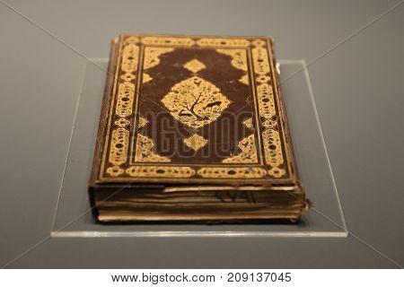 Islamic Holly Book Quran